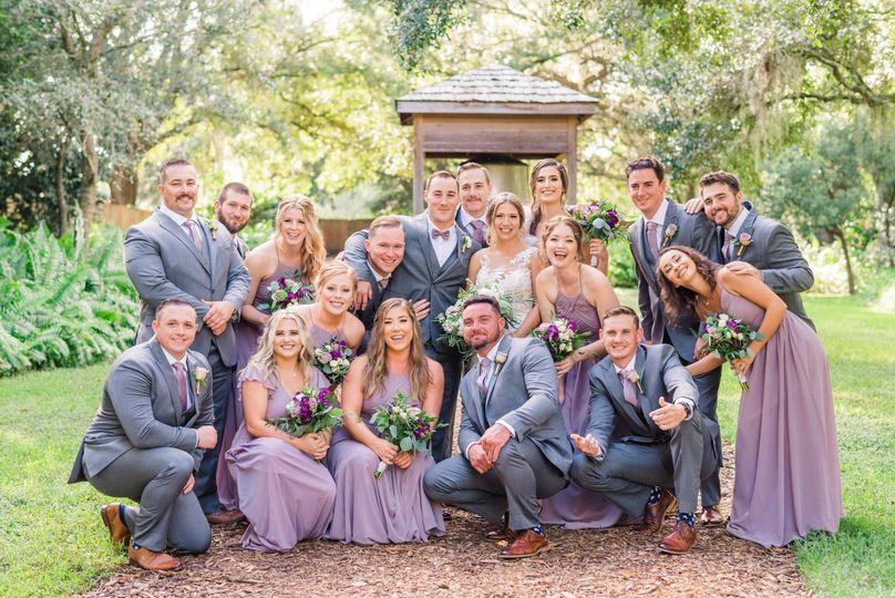 Wedding party goals