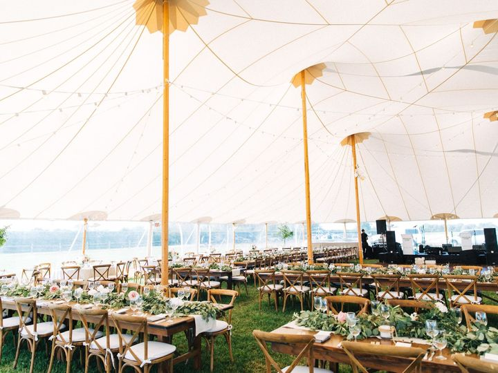 Tmx 1522855812 F4d95efd2eb56dbe 1522855810 F0dedb8b247268b8 1522856726325 5 Long Farm Tables W Bridgehampton, New York wedding rental