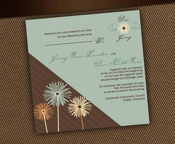 Tmx 1232313012953 AvaInvite Parker wedding invitation