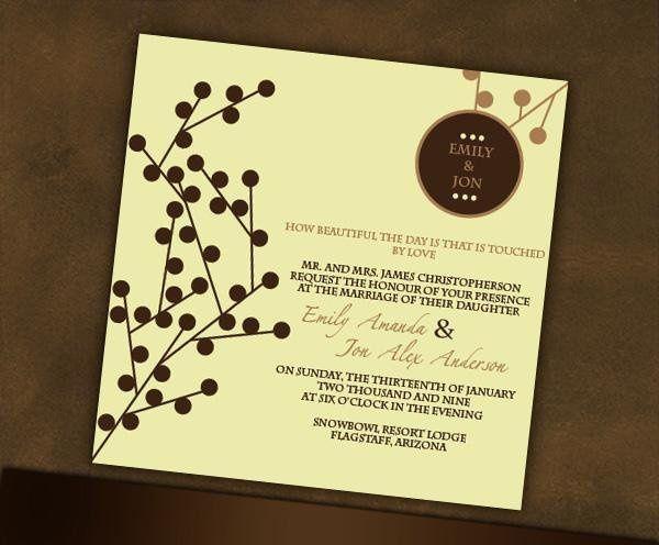 Tmx 1232313022343 DoraInvite Parker wedding invitation