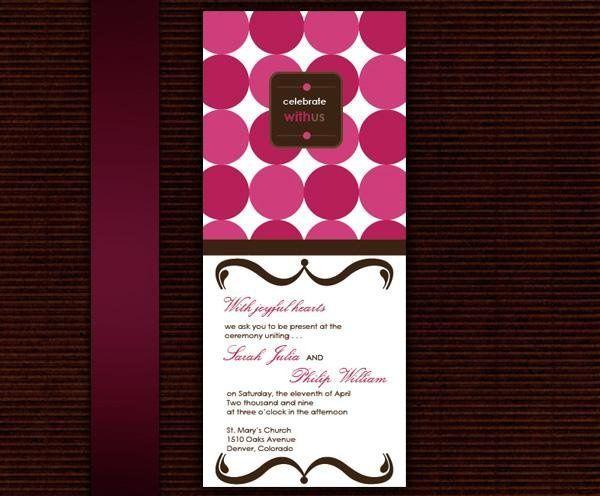 Tmx 1232313023062 KatieInvite Parker wedding invitation