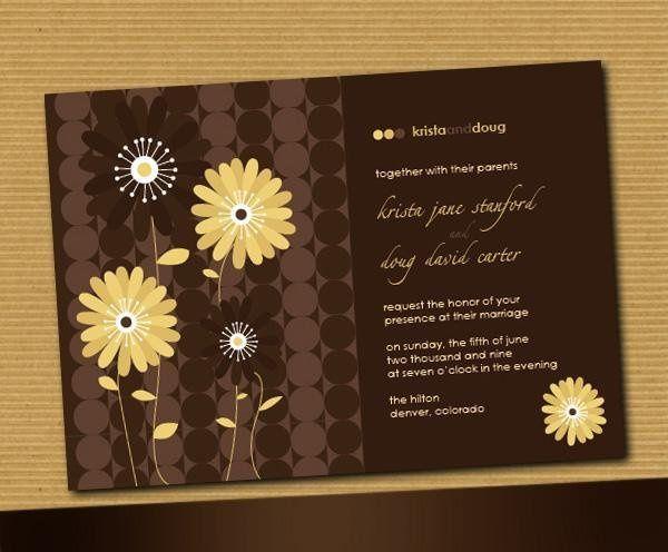 Tmx 1232313026109 MollyInvite Parker wedding invitation