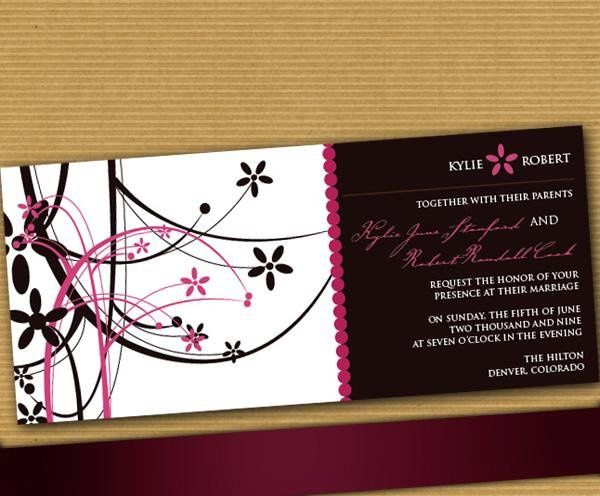 Tmx 1232313035609 RylieInvite Parker wedding invitation