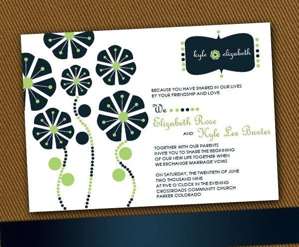 Tmx 1232313038453 ShelbyInvite Parker wedding invitation