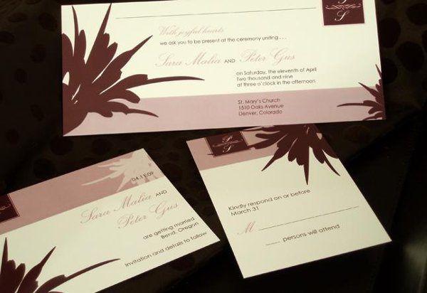Tmx 1234309225797 Lilly Parker wedding invitation
