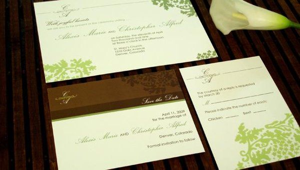 Tmx 1234309367265 Olivia Parker wedding invitation