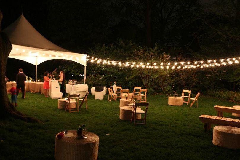 20x20 wedding tent