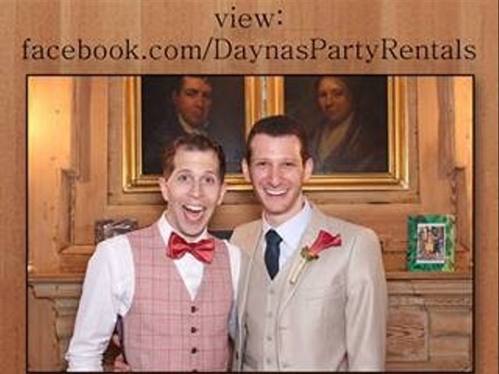Tmx 1453227833231 Gay Wedding Blackwood wedding rental