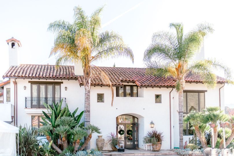 Hacienda House entrance