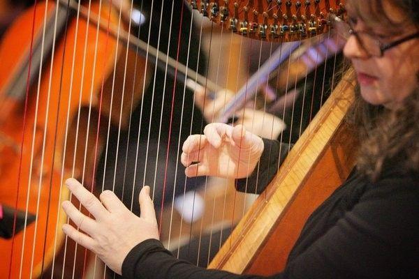 Tmx 1436810211365 Lara At Harp Not Squared San Francisco, CA wedding ceremonymusic
