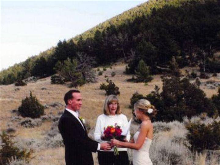 Tmx 1510356405 Ca0dac071d89e5a3 Tess Bozeman, MT wedding officiant
