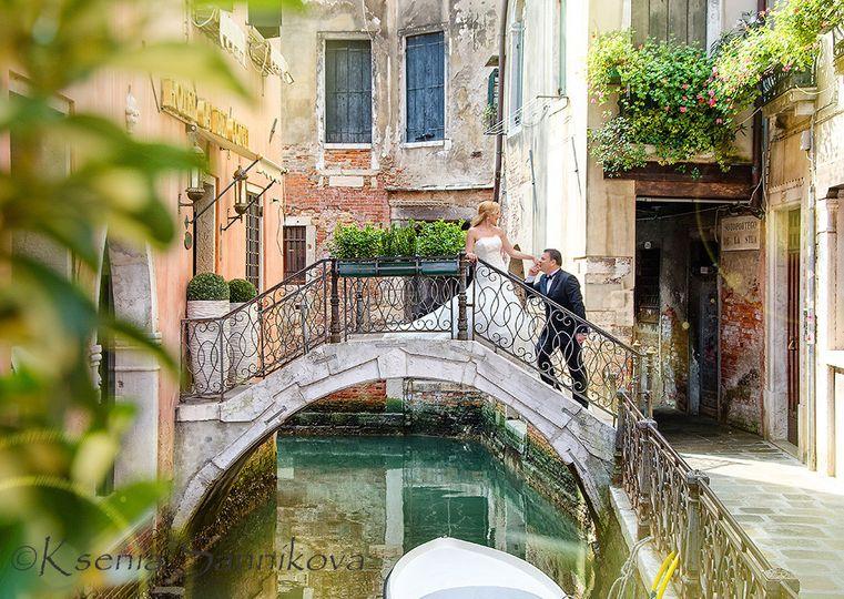Venice Wedding Photographer - Ksenia Sannikova
