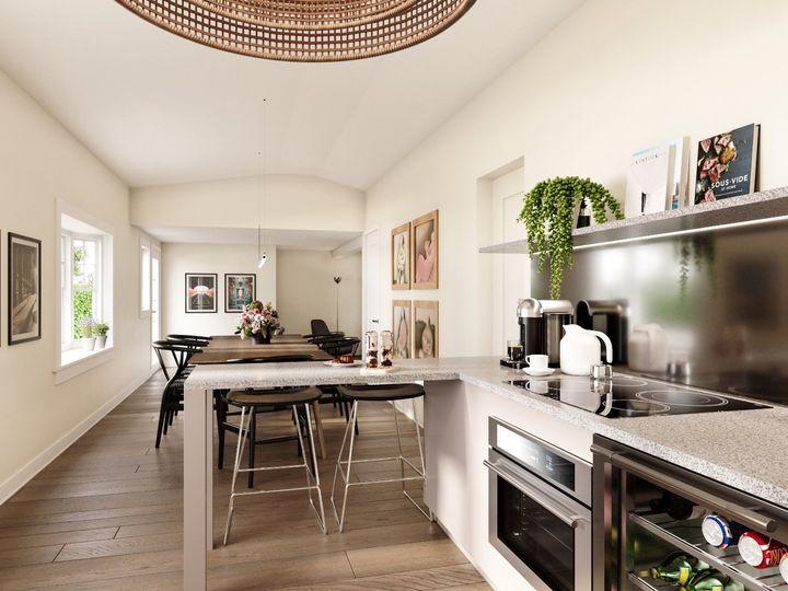 Tmx 3 Bedroom Cottage Kitchendining 51 3132 158458962314970 Amagansett, NY wedding venue