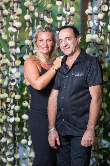 Sandrine Boé and Didier Dulout