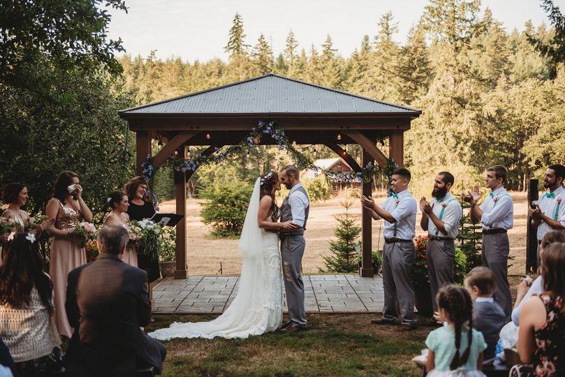 Olympia, WA wedding