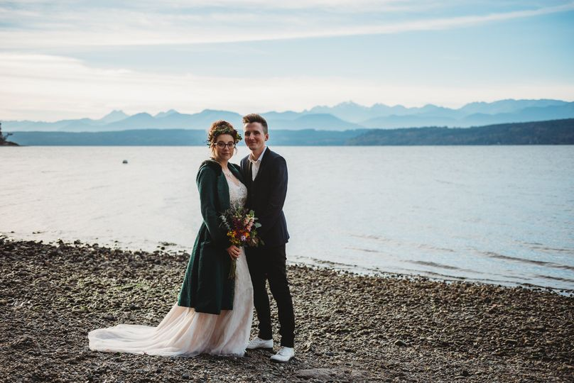 Poulsbo, WA wedding