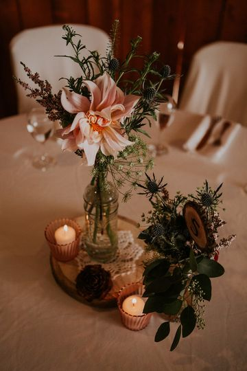 Sherwin Table Floral