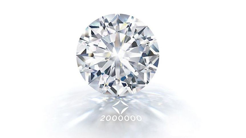 ece689cb11bbe763 de beers forevermark brand marks milestone by inscribing 2 mil