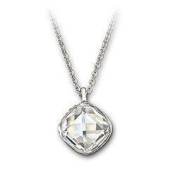 Tmx 1291321410169 Leaclearcrystalpendant Staten Island wedding jewelry