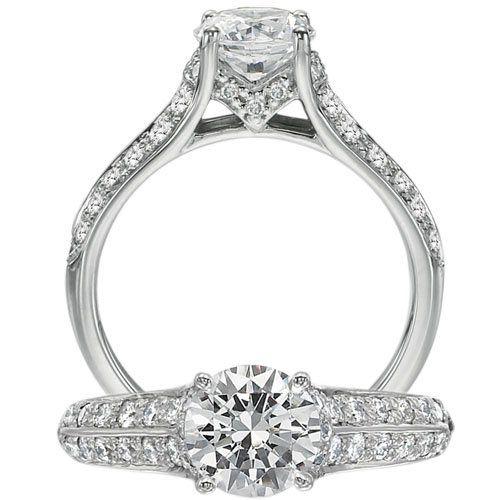 Tmx 1343417402960 ClassicEngagementRing4 Staten Island wedding jewelry