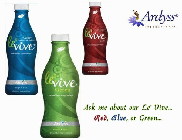 25 REASON TO DRINK LEVIVE Reduce stress & depression