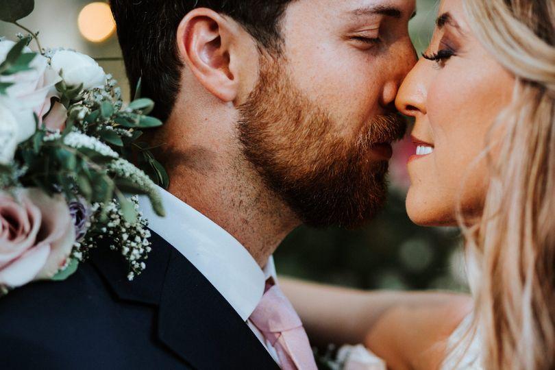 Micro-wedding at Promise ridge