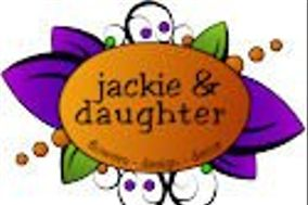 Jackie and daugher