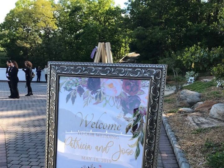 Tmx Img 2116 Welcome Sign 51 994132 1558360562 Parlin, NJ wedding planner