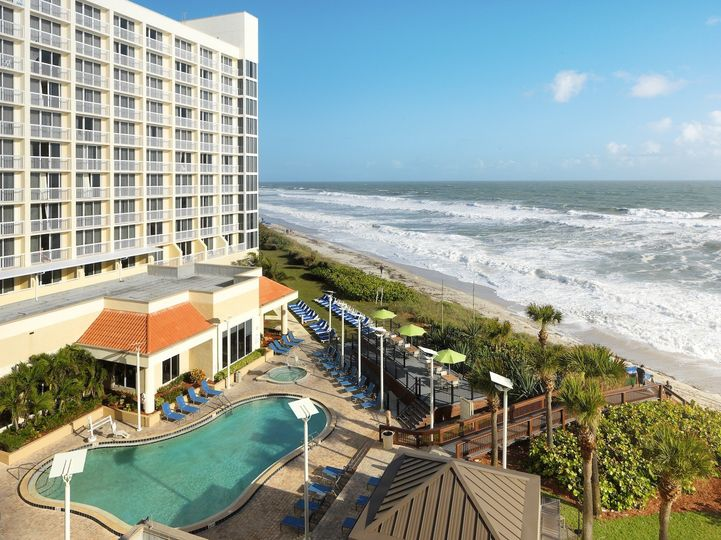 Marriott Hotel On Cocoa Beach