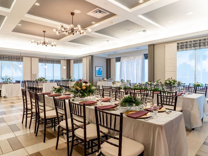 Tmx Ocean Grille Restaurant Wedding Reception Mahogany Chairs 51 525132 157618113293454 Indialantic, FL wedding venue