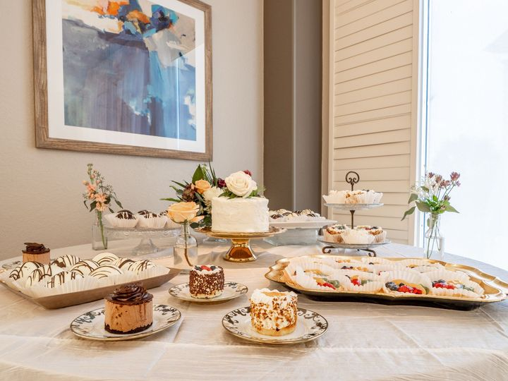 Tmx Sweet Treats Dessert Bar 51 525132 157618112861685 Indialantic, FL wedding venue