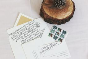 A Fine Line Invitation & Calligraphy Studio