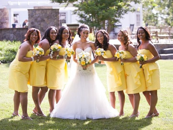 Tmx Bridal Party Yellow 51 6132 157566530939451 Leesburg, VA wedding venue