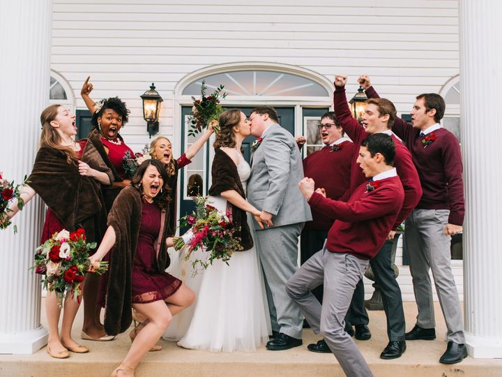 Tmx Winter Bridal Party 51 6132 157566536081353 Leesburg, VA wedding venue