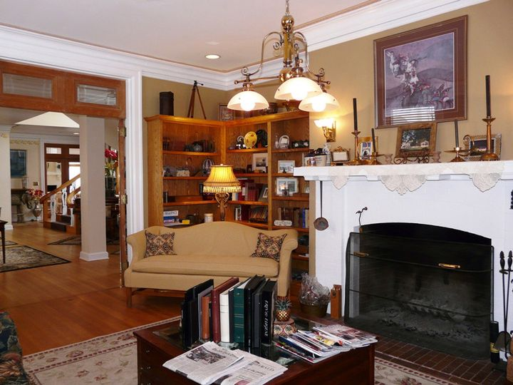 Tmx 1415836551889 Lilac Inn Library 2 Brandon, Vermont wedding venue