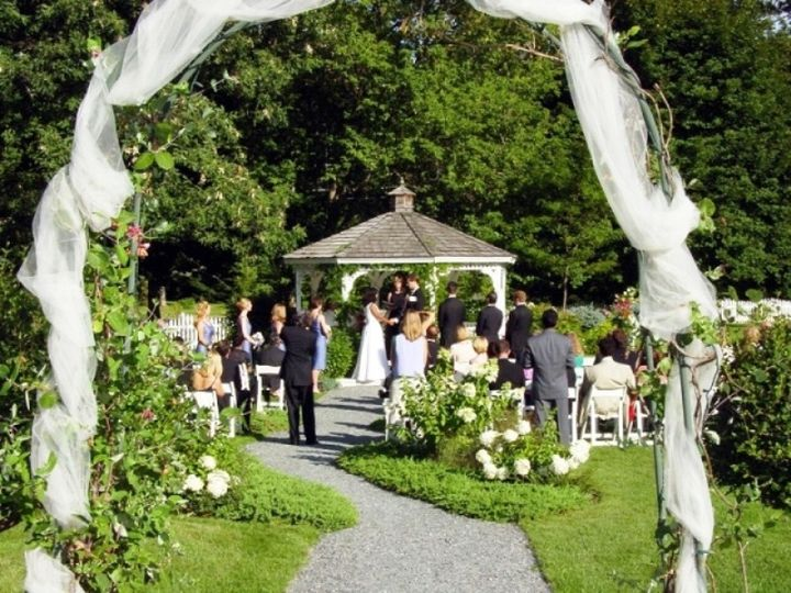 Tmx 1415836586537 Lilac Inn Summer Wedding 6 Brandon, Vermont wedding venue