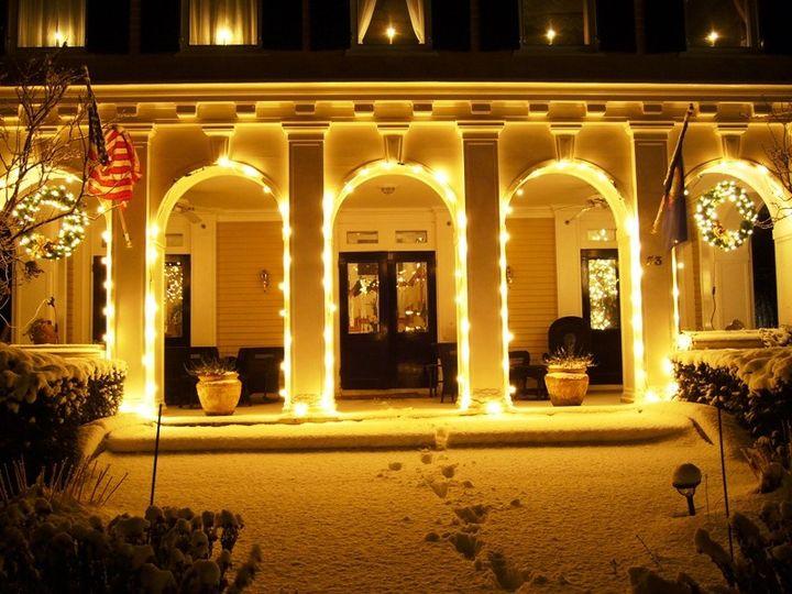 Tmx 1415836623508 Lilac Inn Winter 2 Brandon, Vermont wedding venue