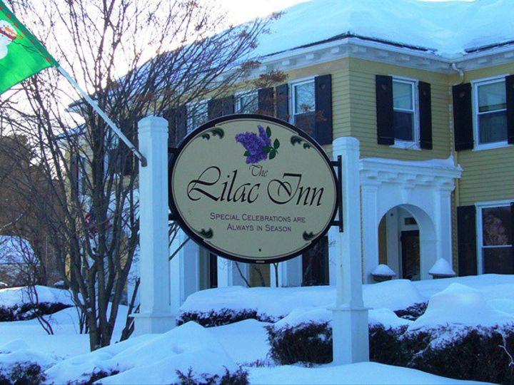 Tmx 1415836626095 Lilac Inn Winter 8 Brandon, Vermont wedding venue