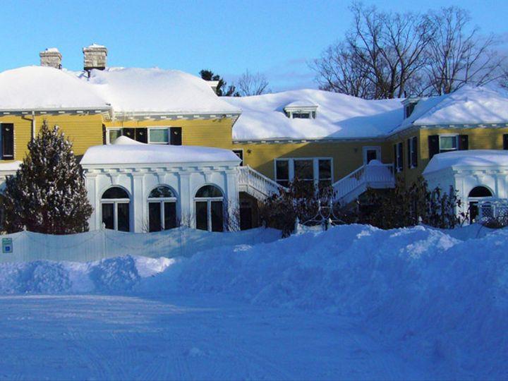 Tmx 1415836628693 Lilac Inn Winter 9 Brandon, Vermont wedding venue