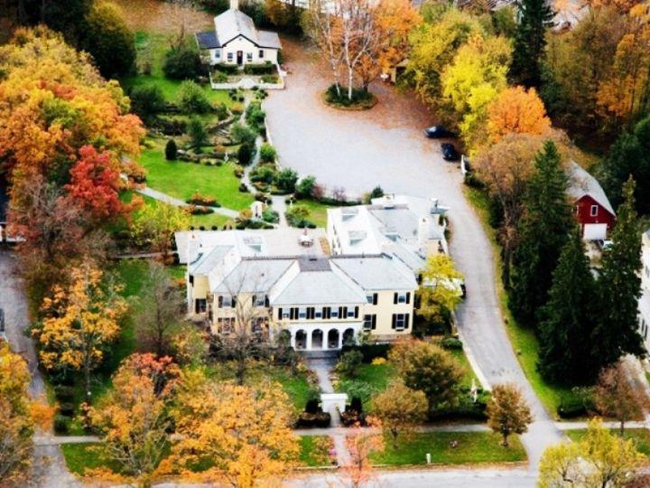Tmx 1415836634665 Lilac Inn Aerial View 2 Brandon, Vermont wedding venue