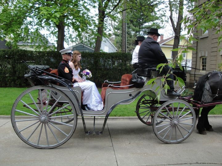 A Carriage Ride to the Future