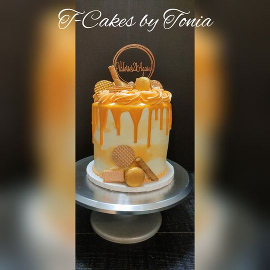 Peach birthday