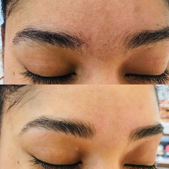 Signature brow wax