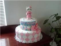 Tmx 1293774797680 Hellokitty Fontana wedding cake