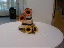 Tmx 1293774898226 Sunflowercake Fontana wedding cake