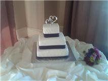 Tmx 1316064532251 Weddin Fontana wedding cake