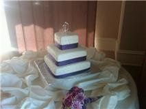 Tmx 1316064532719 Weddi Fontana wedding cake