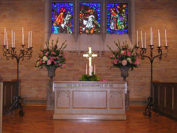 Altar decors