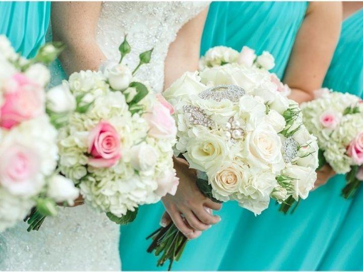 Tmx 1484700565621 Blue Bridesmaids 720x1556 Knoxville, TN wedding florist