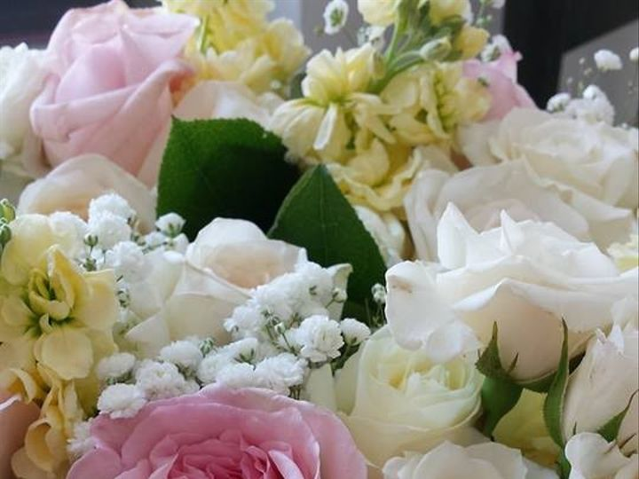 Tmx 1484700590034 Garden Rose Bridal Bouquet Knoxville, TN wedding florist